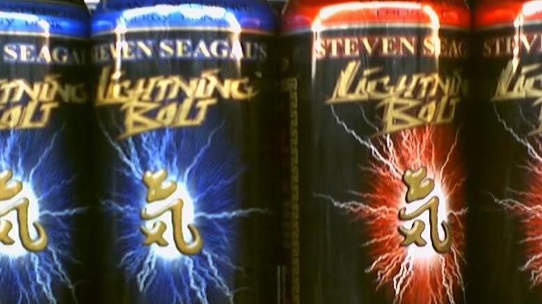 steven seagal lightning bolt