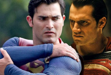 O Superman de Tyler Hoechlin vai ser melhor do que Henry Cavill?