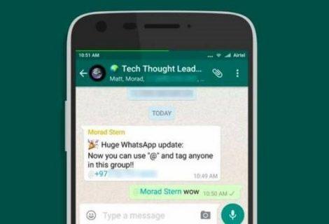 Atualização do WhatsApp tem nova função em grupos