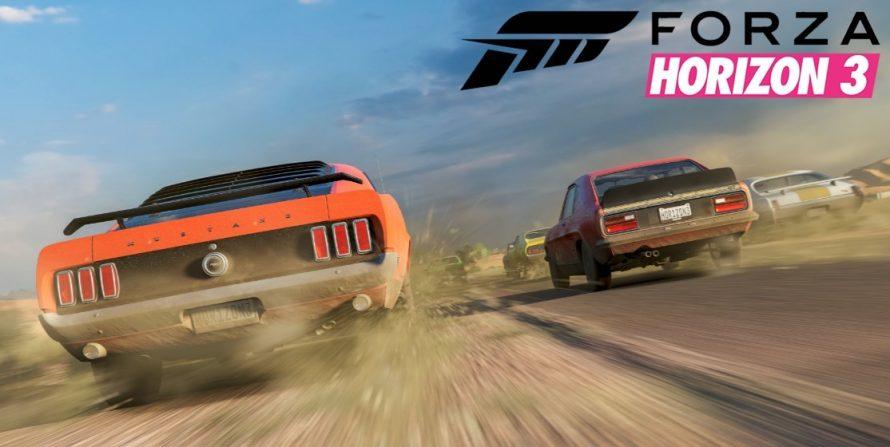 Jogador reencontra avatar de amigo falecido no game Forza Horizon 3