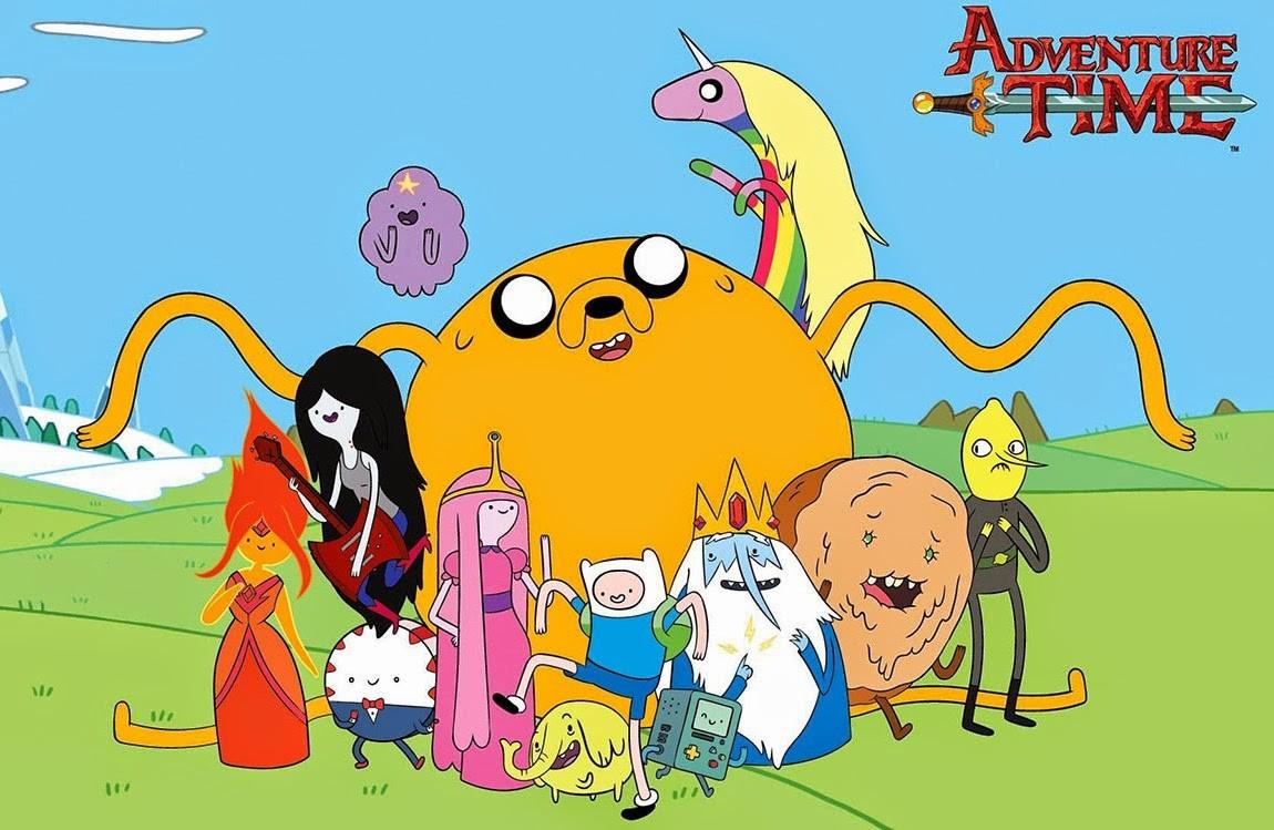 Cartoon network anuncia fim de hora de aventura para 2018 altavistaventures Image collections