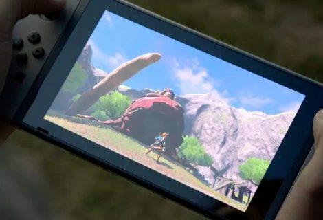 Nintendo Switch: console portátil de mesa será lançado em 2017