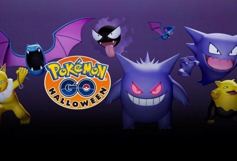 Pokémon Go lança especial de Halloween com pokémons raros