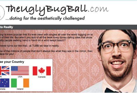 Conheça The Ugly Bug Ball, a rede social para pessoas feias