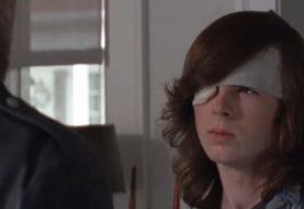 The Walking Dead: ator gostaria de ter visto mais de Carl e Negan na série