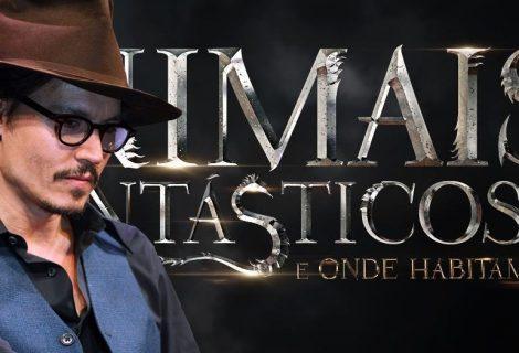 Após polêmicas, diretor justifica Johnny Depp em Animais Fantásticos