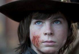 The Walking Dead revela como aconteceu a morte de Carl Grimes
