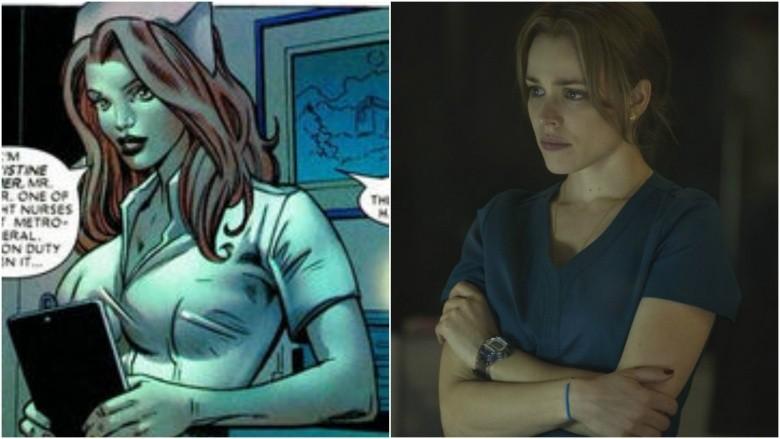 Como o elenco do Doutor Estranho deveria se parecer?