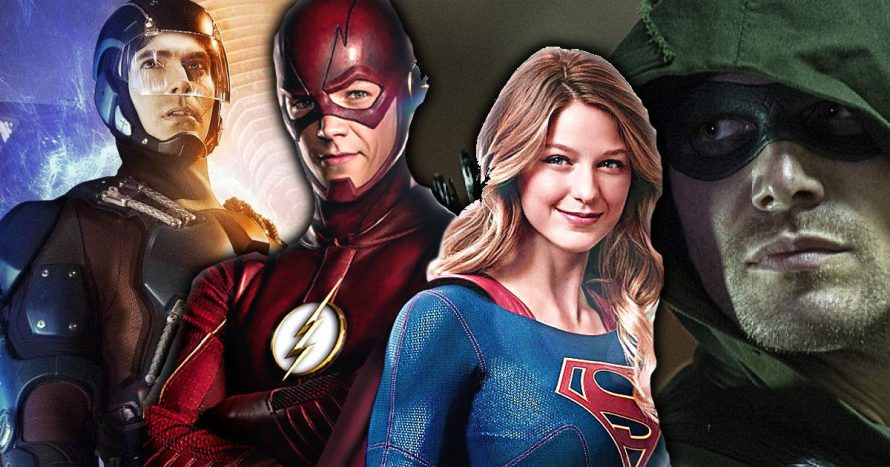 Séries Arrow, Flash, Supergirl e Legends of Tomorrow ganham trailers; assista