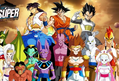 Novo crossover em Dragon Ball Super