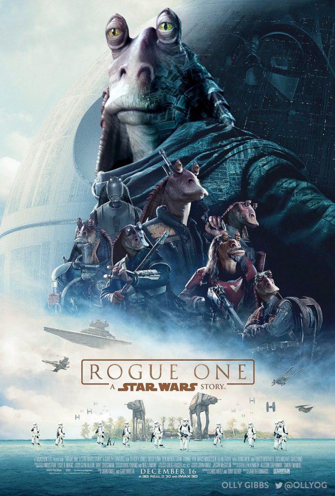 jar-jar-binks-rogue-one-poster