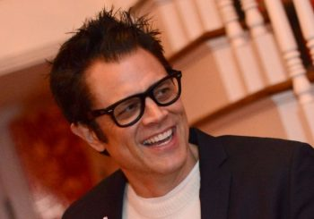 O que diabos aconteceu com Johnny Knoxville?