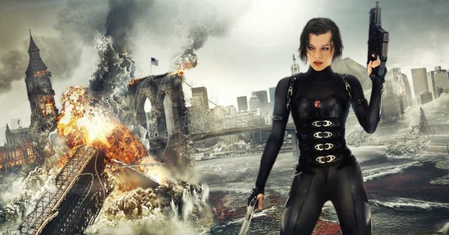 Trailer mostra trechos inéditos de Resident Evil 6: O Capítulo Final; assista