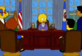 """Episódio de Os Simpsons """"previu"""" Donald Trump na presidência dos EUA"""
