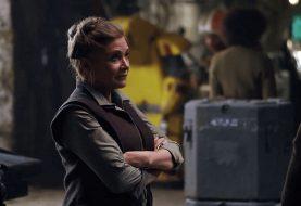 Disney negociará futuras aparições de Carrie Fisher em Star Wars com sua família