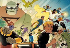 Heróis da DC e desenhos da Hanna-Barbera farão crossovers nos HQs