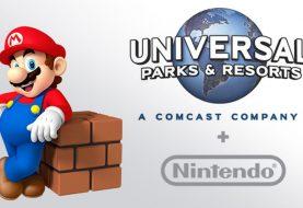 Universal Parks: Nintendo terá parques temáticos no Japão e nos EUA