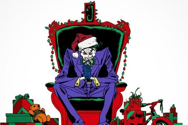 As 8 melhores histórias de Natal do Batman