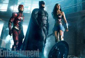 Flash, Batman e Mulher-Maravilha aparece em nova imagem de Liga da Justiça