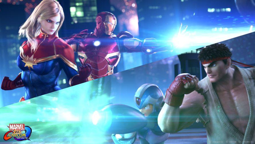 Saiu – assista ao trailer do jogo Marvel vs. Capcom: Infinite