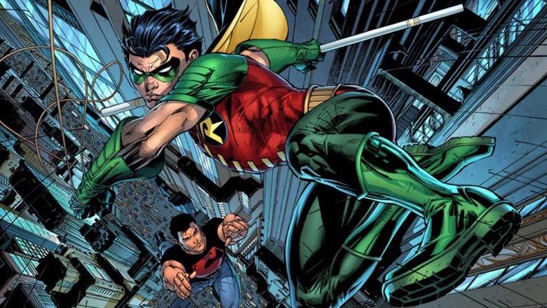 Sabe por que a Warner nunca vai fazer o filme do Robin?