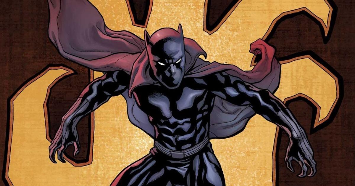 01 Black Panther Pantera Negra