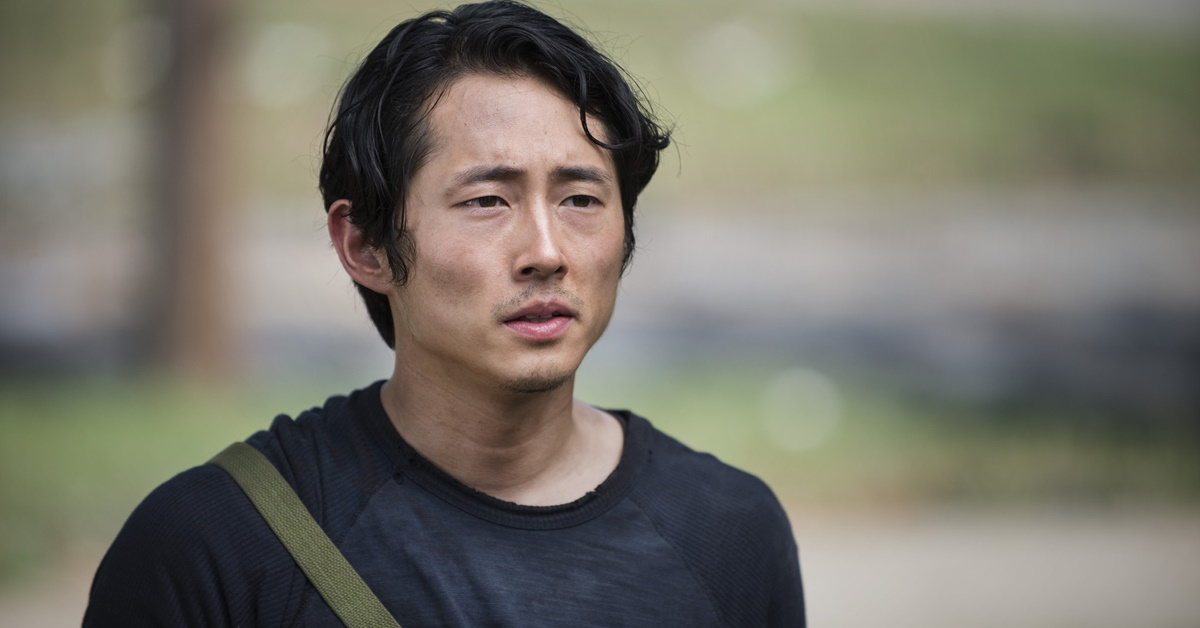 01 glenn walking dead