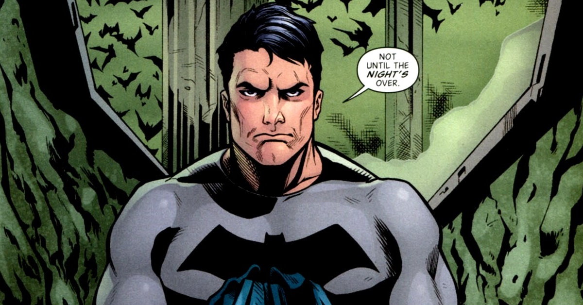 03 Batman Bruce Wayne
