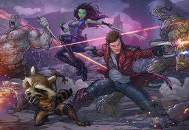 Guardiões da Galáxia e Thanos travarão última batalha na Terra