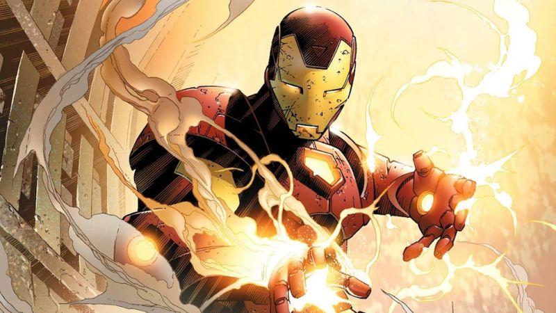 Legado de Tony Stark será disputado nos quadrinhos
