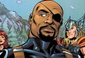 Marvel confirma o lançamento de nova revista solo de Nick Fury