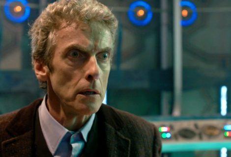Peter Capaldi deixará Doctor Who após décima temporada da série