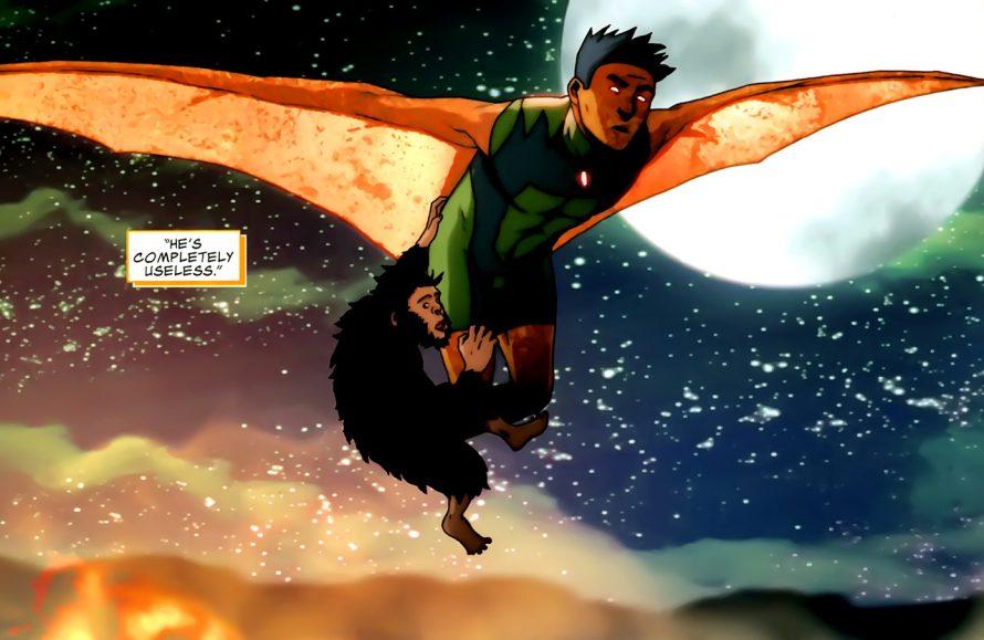 5 personagens dos quadrinhos inspirados em répteis