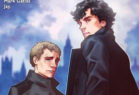 Sherlock ganhará nova adaptação em mangá