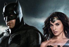 Liga da Justiça terá tensão sexual entre Batman e Mulher-Maravilha