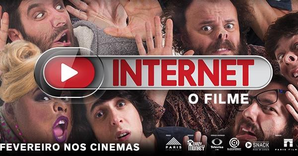 Com diversos youtubers, Internet – O Filme ganha primeiro trailer