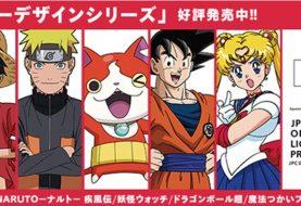 Goku, Luffy, Naruto e outros aparecem em produtos da Olimpíada de 2020