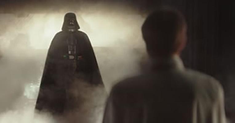 Cena final de Darth Vader em Rogue One foi adicionada de última hora