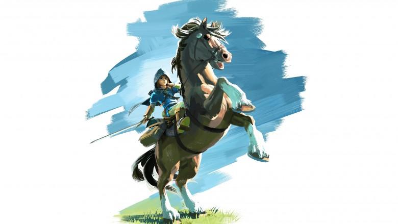 Zelda: Breath of the Wild terá final alternativo e Epona