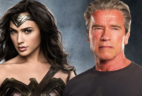Arnold Schwarzenegger pode aparecer no filme de Mulher-Maravilha
