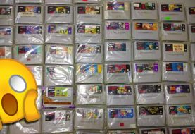 Pacote de jogos de SNES avaliado em US$ 10 mil é encontrado