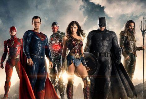 Warner divulga sinopse oficial do filme da Liga da Justiça