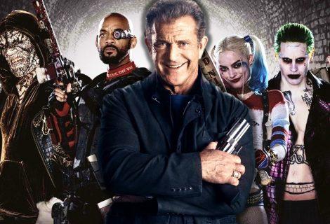 Mel Gibson pode ser o diretor de Esquadrão Suicida 2