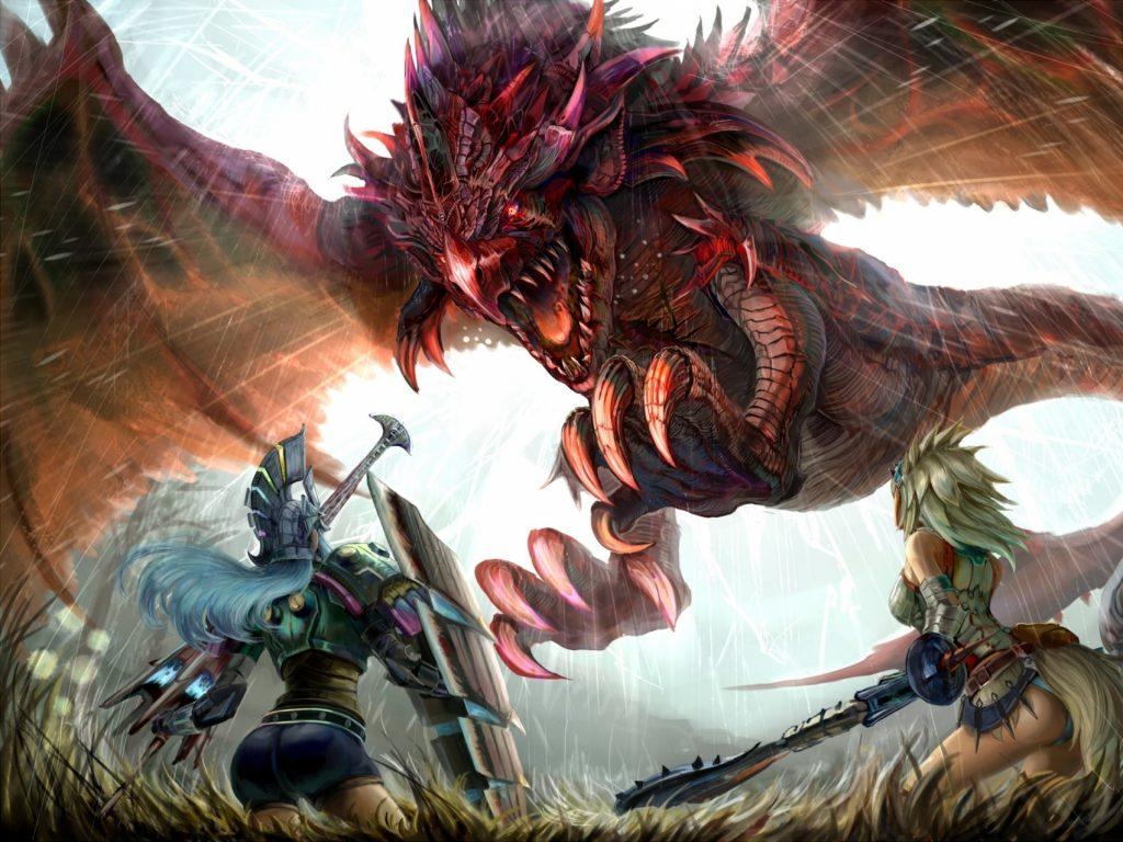 Monster Hunter 3 Ultimate wallpaper