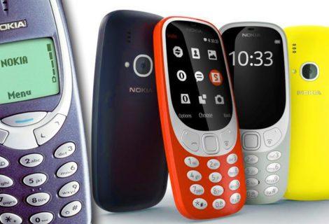 Celular icônico da Nokia retorna em modelo reformulado
