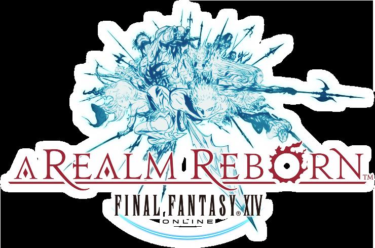 final fantasy 14 logo