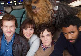 Elenco do filme de Han Solo divulga primeira imagem juntos