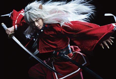 InuYasha será adaptado para o teatro no Japão; confira imagem