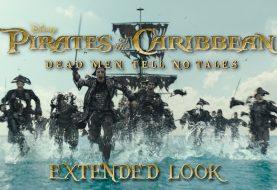 Novo trailer de Piratas do Caribe: A Vingança de Salazar é divulgado; assista