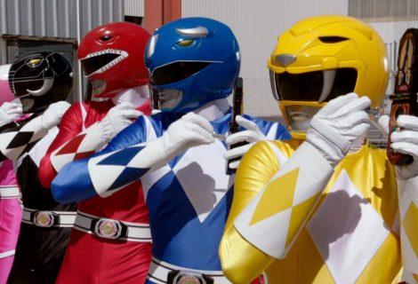 Produtor pretende lançar série sombria dos Power Rangers para TV
